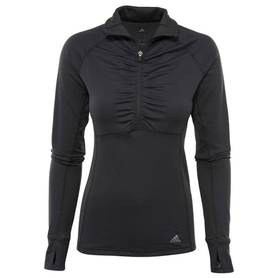 Adidas Performance Ultimate Half-Zip Pullover Jacket Womens Style : M68280
