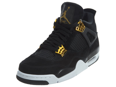 "Air Jordan 4 Retro ""royalty""- black Mens Style :308497"