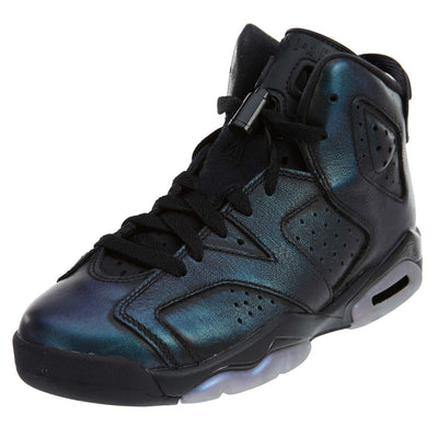 Air Jordan 6 Retro GS AS 'Chameleon' - Black Mens Style :907960