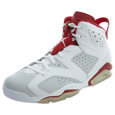 "Air Jordan 6 Retro ""alternate"" - white/gym Mens Style :384664"