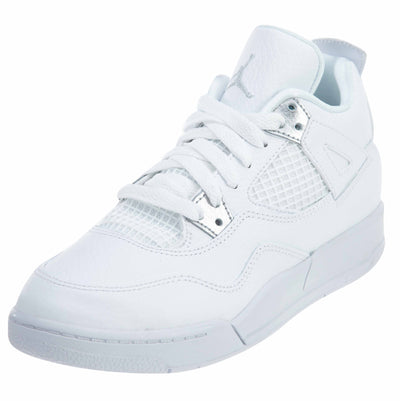 "Jordan 4 Retro Bp (td) ""pure Money""  Boys / Girls Style :308499"
