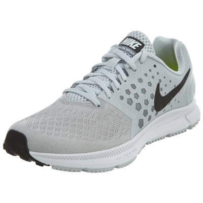 Nike Zoom Span Cool Grey Black Running Shoes Womens Style :852450