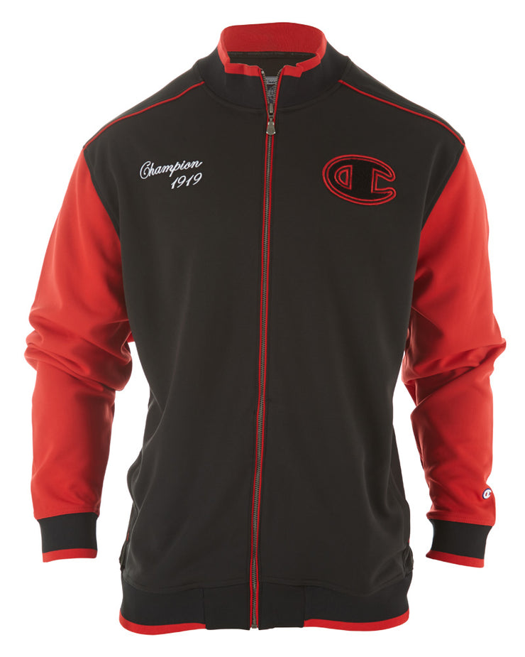 Champion Street Track Jacket Mens Style # S0117407X59