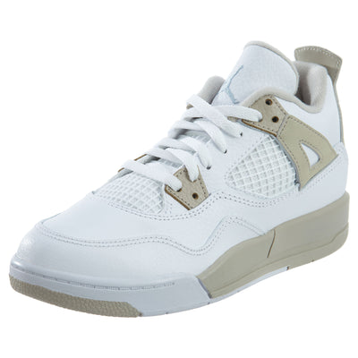 Nike Jordan 4 Retro BP 'Linen'  Boys / Girls Style :487725
