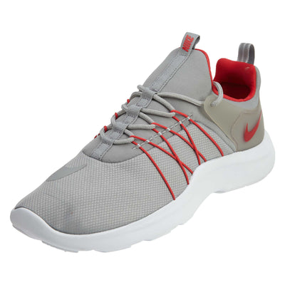 Nike Darwin Roshe Presto Grey Red Casual Shoes  Mens Style :819803