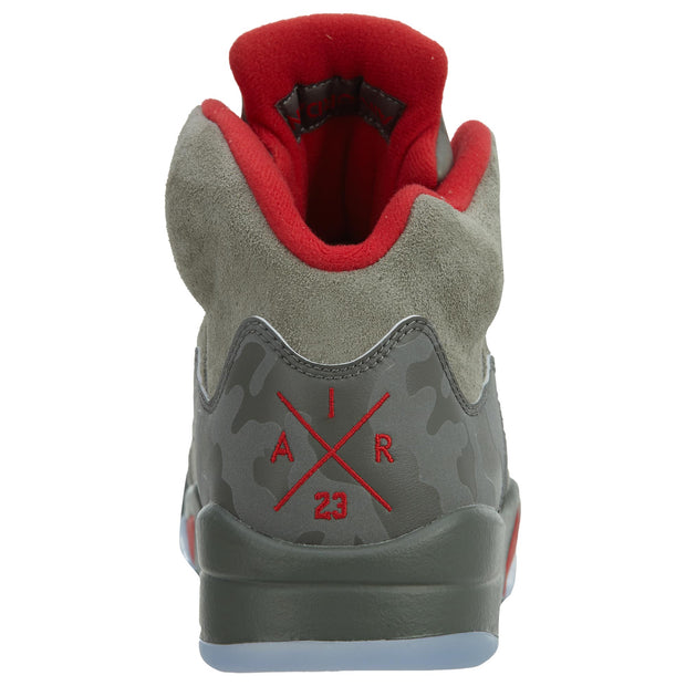 Air Jordan 5 Retro - dark stucco/university Mens Style :136027