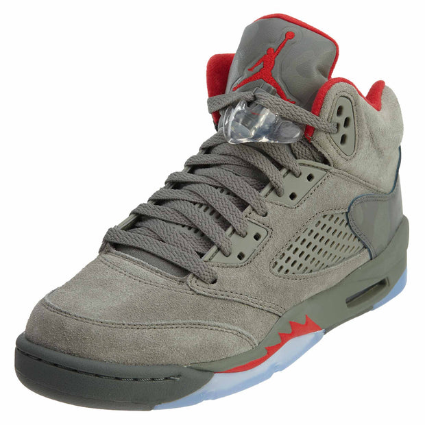 Air Jordan 5 Retro Bg (gs) - dark stucco Boys / Girls Style :440888