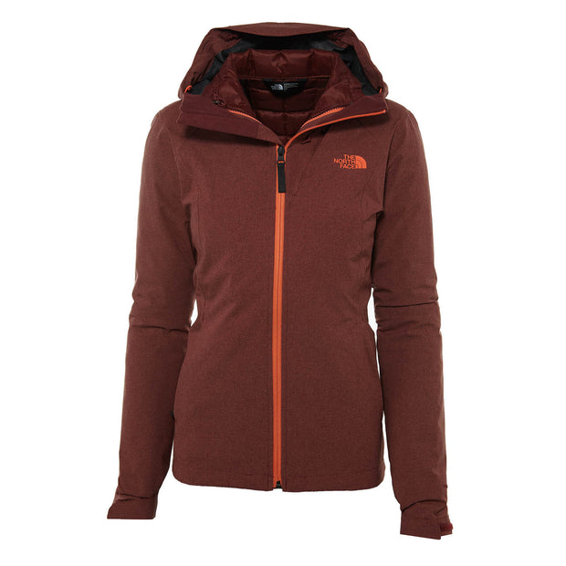 North Face Thermoball Triclimate Jacket Womens Style : A2tdk