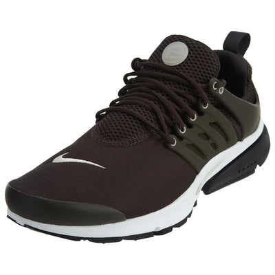 Nike Air Presto Essential Velvet Brown Running Mens Style :848187