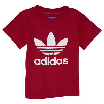 Adidas Infants Trefoil Tee Toddlers Style : S95989
