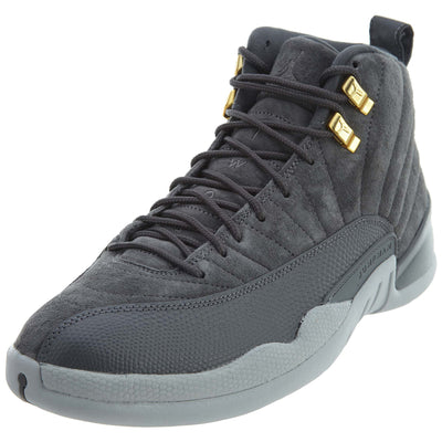 Jordan 12 Retro Dark Grey Mens Style : 130690-005