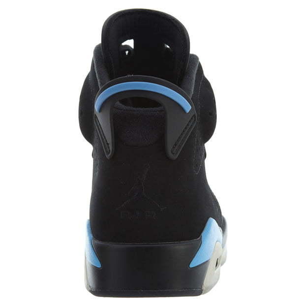"Air Jordan 6 Retro ""unc"" - black/university Mens Style :384664"