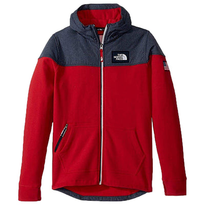 North Face Ic Full Zip Hoodie Big Kids Style : A3c12