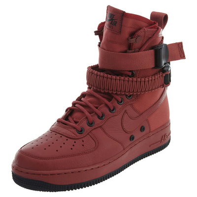Nike W Air Force 1 Sf  cedar black Womens Style :857872