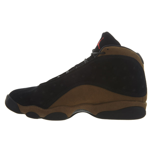 "Air Jordan 13 Retro ""Olive"" - black/gym Mens Style :414571"
