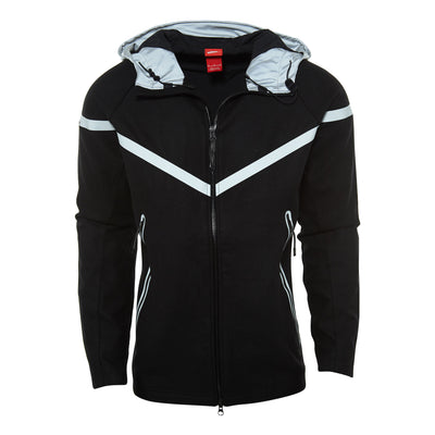 Nike Ru Wool Reflective Running Jacket Mens Style : 630973