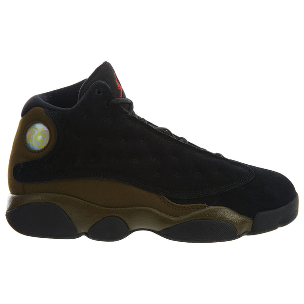 Nike Jordan 13 Retro Little Kids' Basketball Shoes Black Boys / Girls Style :414575