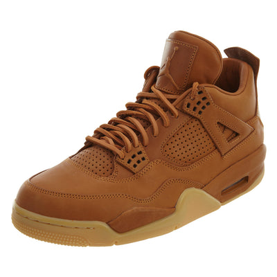 Jordan 4 Retro Ginger Wheat