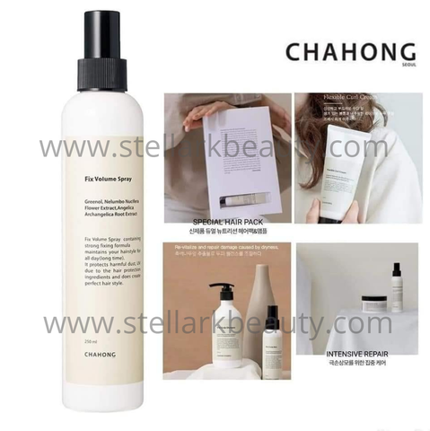 Chahong Fix Volume Spray - Korean beauty products