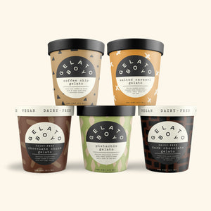Gelato Boy Essentials 5-Pack