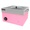 Extra Large Hybrid Pink Wax Warmer - 10 Lb