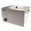 Extra Large Stainless Steel Professional Wax Warmer - 10 Lb (Hard Wax Warmer)