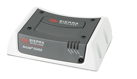 Sierra Wireless AirLink ES450 - LTE - AC Adapter & Antennas