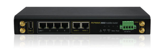 Peplink MAX 700 Quad USB Rugged Mobile Router