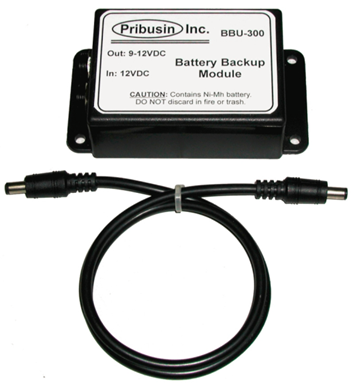 Janus POTSwap Battery Back-Up - NiMH - 12-Volt with barrel connector adapter