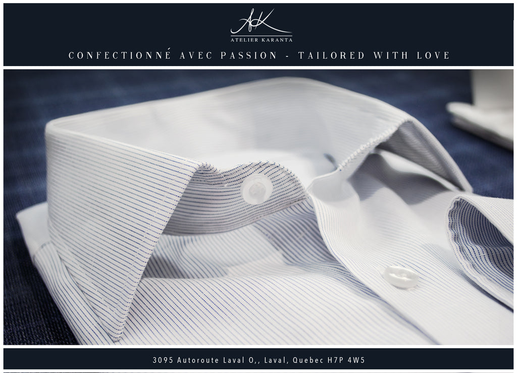 Made to measure / bespoke shirt