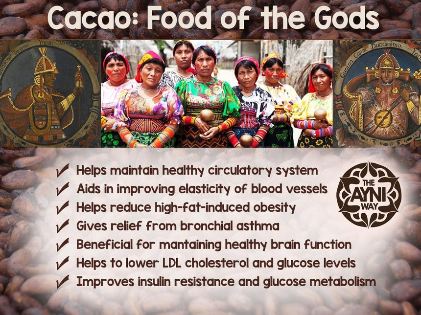 Cacao: Food of the Gods