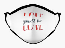 Love Yourself Mask