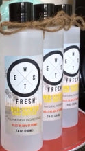 West Fresh sanitizer