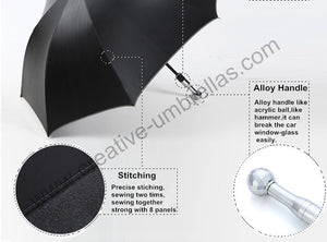 The tactical umbrella