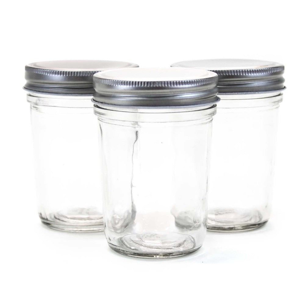 Medium Jars 12PC