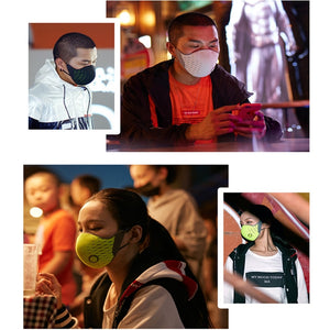 Anti-Bacterial & Pollution Mask (High Quality)