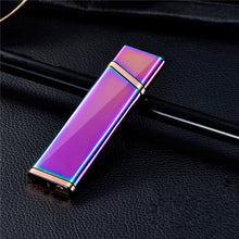 Think wind proof electronic lighter