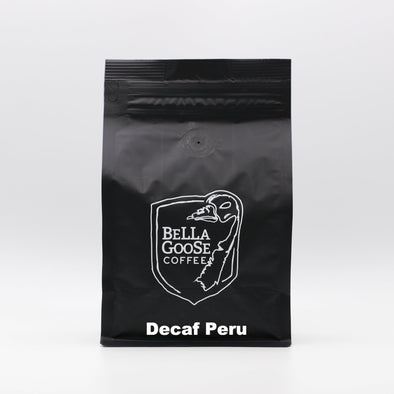 Bella Goose Decaffeinated Peru MWP