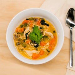 Nourishing Bone Broth Soup