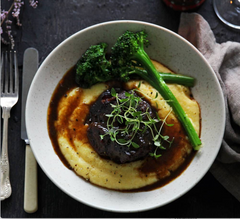 Beef Cheek Recipe By Kelly Gibney