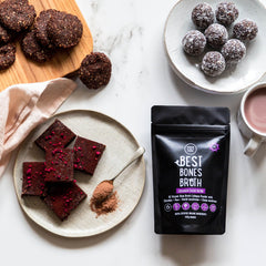 Collagen Cacao Bliss Balls