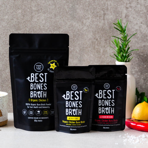 Bone Broth Bundle (90g + 30g + 30g | approx. 50 serves)