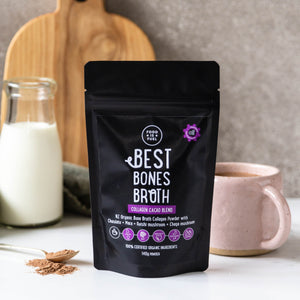 Organic Collagen Cacao Blend