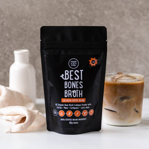 Organic Collagen Coffee Blend