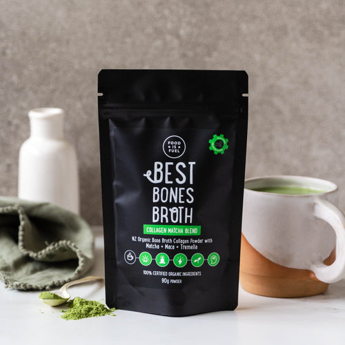Organic Collagen Matcha Blend