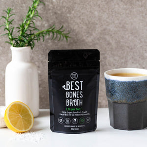 Organic Beef Bone Broth Powder 30g