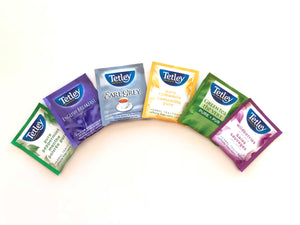 Assorted Pack 6x25s     (Green, Peppermint, English Breakfast, Decaf OP, Camomile, Wildberries)