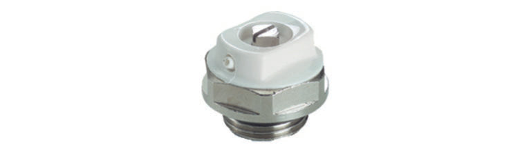 Manual Bleed Valve