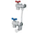 Differential Pressure By-Pass Kit with Right Angle Progress Ball Valves