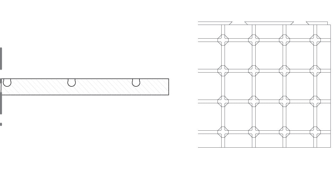 Dry Floor Insulating Panel Diagram
